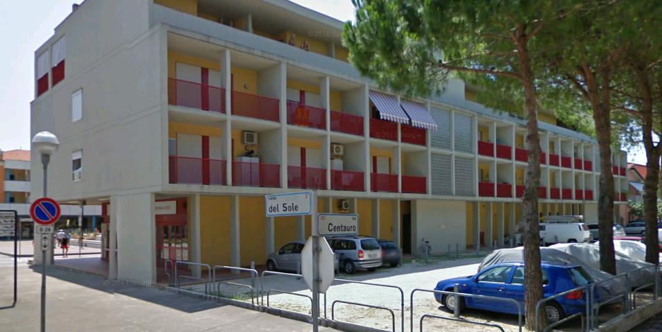 Condominio keplero bibione appartamenti bilocali1 for Appartamenti bibione