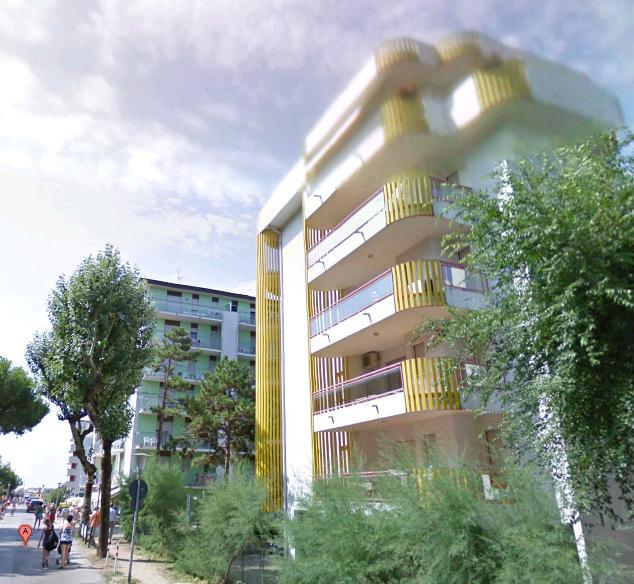 Condominio betania terme bibione appartamenti bibione for Appartamenti bibione