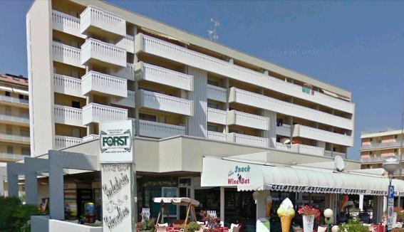 Condominio Monica Frontemare Bibione Appartamenti3