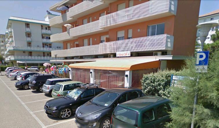Condominio Anna Bibione Appartamenti Fronte Mare1