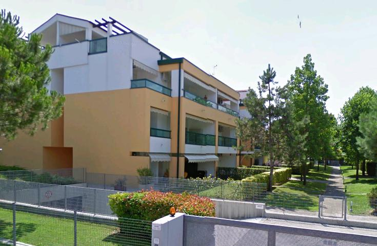 Condominio Residence Le Altane Bibione Lido Sole